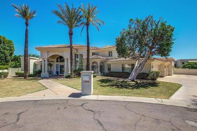 Phoenix Single Family Home For Sale: 12239 S Yaki Court