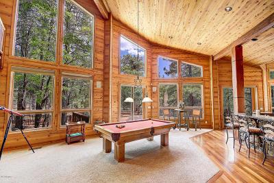 Flagstaff Single Family Home For Sale: 3418 Lee Doyle