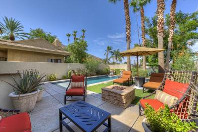 Phoenix Patio For Sale: 4531 N Phoenician Place #7702