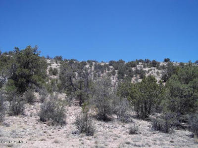 Yavapai County Residential Lots & Land For Sale: Lot 511 Sierra Verde Ranch