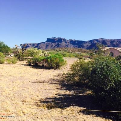 Gold Canyon Residential Lots & Land For Sale: E Baseline Avenue
