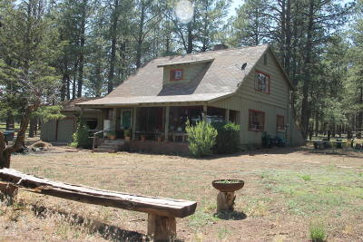 Williams Single Family Home For Sale: 581 Cooper Ranch Road