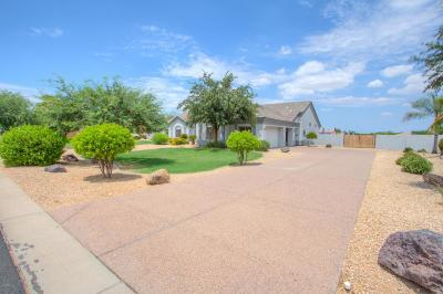 Queen Creek Single Family Home For Sale: 21224 E Pegasus Parkway