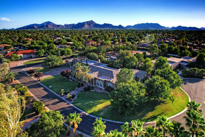 Paradise Valley Single Family Home For Sale: 9508 N 70th Street
