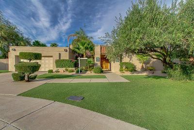 Scottsdale Single Family Home For Sale: 10685 E Gold Dust Avenue