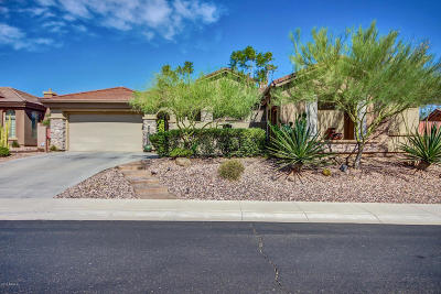 Phoenix Single Family Home For Sale: 41611 N Anthem Ridge Drive
