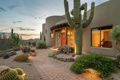 Cave Creek Single Family Home For Sale: 39650 N 67th Place