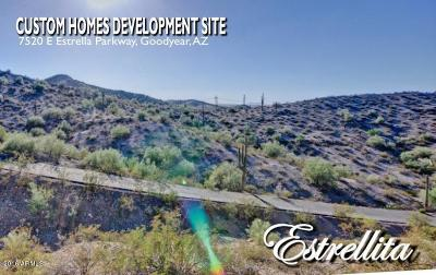 Goodyear Residential Lots & Land For Sale: 7520 E Estrella Parkway