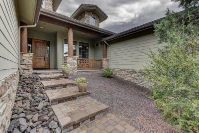 Prescott Single Family Home For Sale: 1640 Stoney Lane
