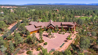 Payson Single Family Home For Sale: 2400 E Big Frst Forest