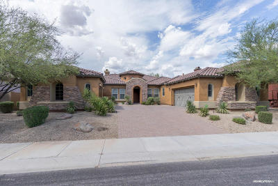 Phoenix Single Family Home For Sale: 3960 E Expedition Way