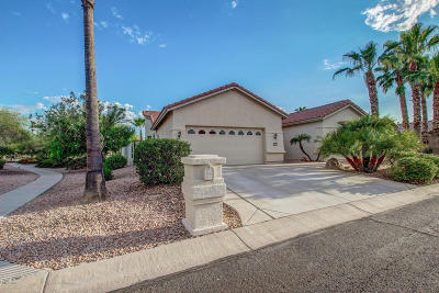 Maricopa County, Pinal County Single Family Home For Sale: 15715 W La Reata Avenue