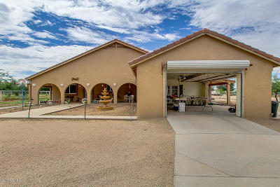 San Tan Valley Single Family Home For Sale: 699 W Ocotillo Road