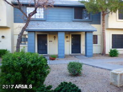 Glendale Condo/Townhouse For Sale: 7801 N 44th Drive #1050