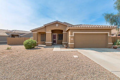 Goodyear Single Family Home For Sale: 13452 S 175th Avenue