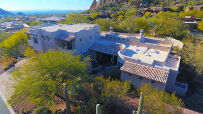 Scottsdale Single Family Home For Sale: 11398 E Desert Vista Drive