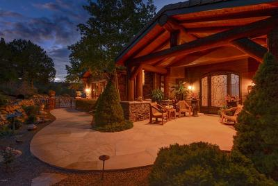 Prescott Single Family Home For Sale: 1800 Fall Creek Lane