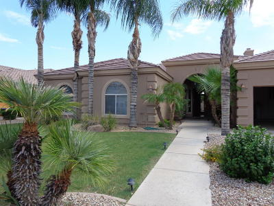 Chandler Single Family Home For Sale: 615 W San Marcos Drive