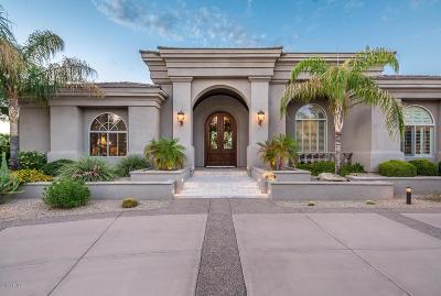 Scottsdale Single Family Home For Sale: 7750 E Vaquero Drive