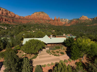 Sedona Single Family Home For Sale: 303 Badger Drive