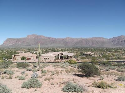 El Mirador At Superstition Mountain Residential Lots & Land For Sale: 6605 E Old Camp Road