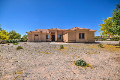 Queen Creek, San Tan Valley Single Family Home For Sale: 2569 W Silverdale Road