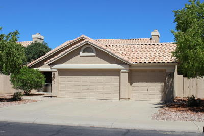 Scottsdale Single Family Home For Sale: 9326 E Windrose Drive