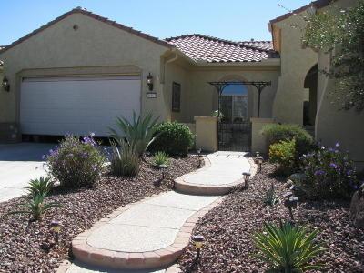 Buckeye Single Family Home For Sale: 26463 W Sierra Pinta Drive