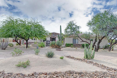 Single Family Home For Sale: 6601 E Paradise Drive