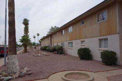 Phoenix Apartment For Sale: 2150 W Missouri Avenue #109