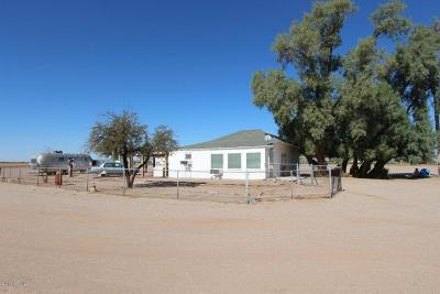 Casa Grande Single Family Home For Sale: 1819 N Overfield Road