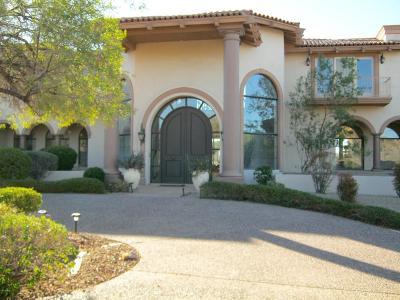 Carefree Single Family Home For Sale: 8648 E Maverick Circle