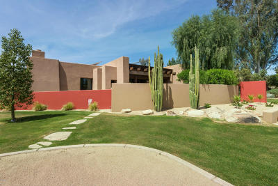 Scottsdale Single Family Home For Sale: 8232 N 74th Place