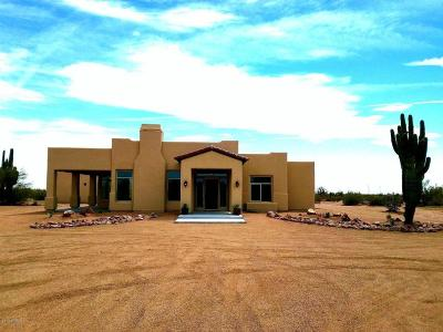 Apache Junction Single Family Home For Sale: 3863 E Southern Avenue