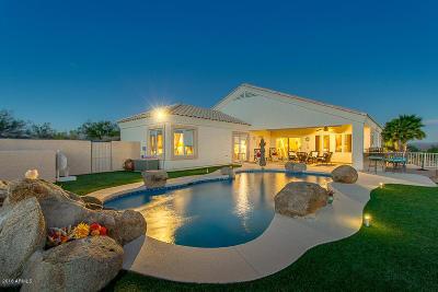 Single Family Home For Sale: 16026 E Glenbrook Boulevard