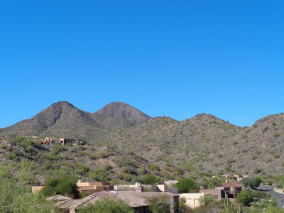 Fountain Hills Residential Lots & Land For Sale: 14987 E Zapata Drive