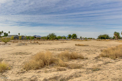 San Tan Valley Residential Lots & Land For Sale: 40122 N Gantzel Road