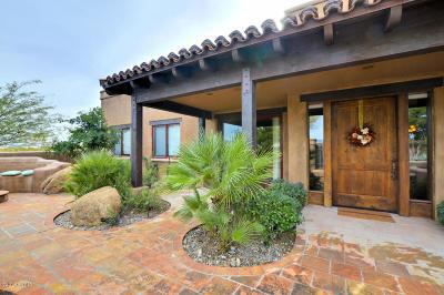 Wickenburg Single Family Home For Sale: 21475 W El Grande Trail