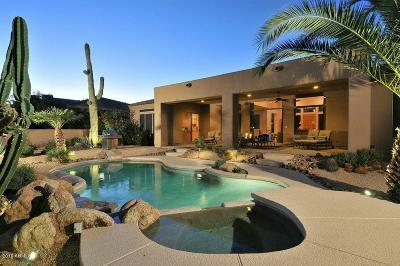 Scottsdale Single Family Home For Sale: 9897 E Quarry Trail