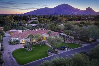 Paradise Valley Single Family Home For Sale: 6505 E Cactus Wren Place