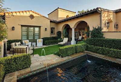 Silverleaf Single Family Home For Sale: 10142 E Diamond Rim Drive