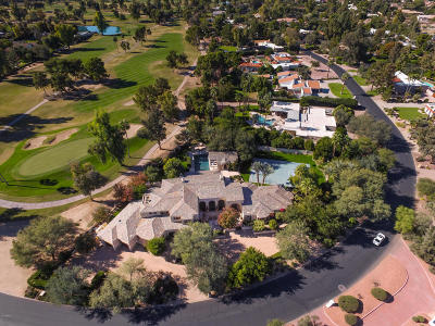 Paradise Valley Single Family Home For Sale: 6955 E Caballo Drive