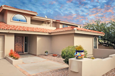 Fountain Hills Single Family Home For Sale: 17036 E Nicklaus Drive