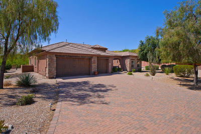 Fountain Hills Single Family Home For Sale: 15735 E Princess Court
