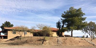 Wickenburg Single Family Home For Sale: 35085 S Turtle Creek Road