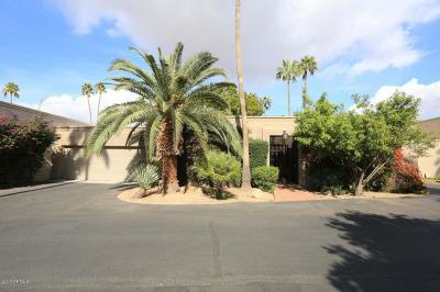 Paradise Valley Condo/Townhouse For Sale: 5622 N Scottsdale Road