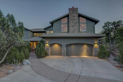 Payson Single Family Home For Sale: 1100 N Scenic Drive