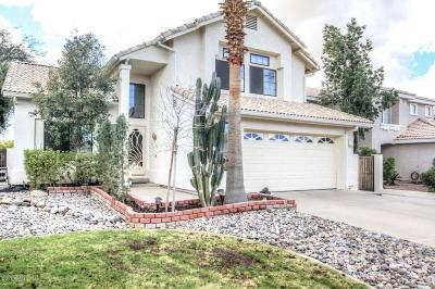 Ahwatukee Single Family Home For Sale: 2909 E Liberty Lane