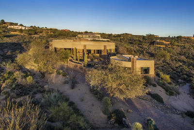 Scottsdale Single Family Home For Sale: 41667 N 113th Place