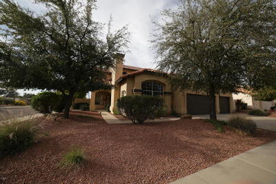 Phoenix Single Family Home For Sale: 2953 E Calavar Road